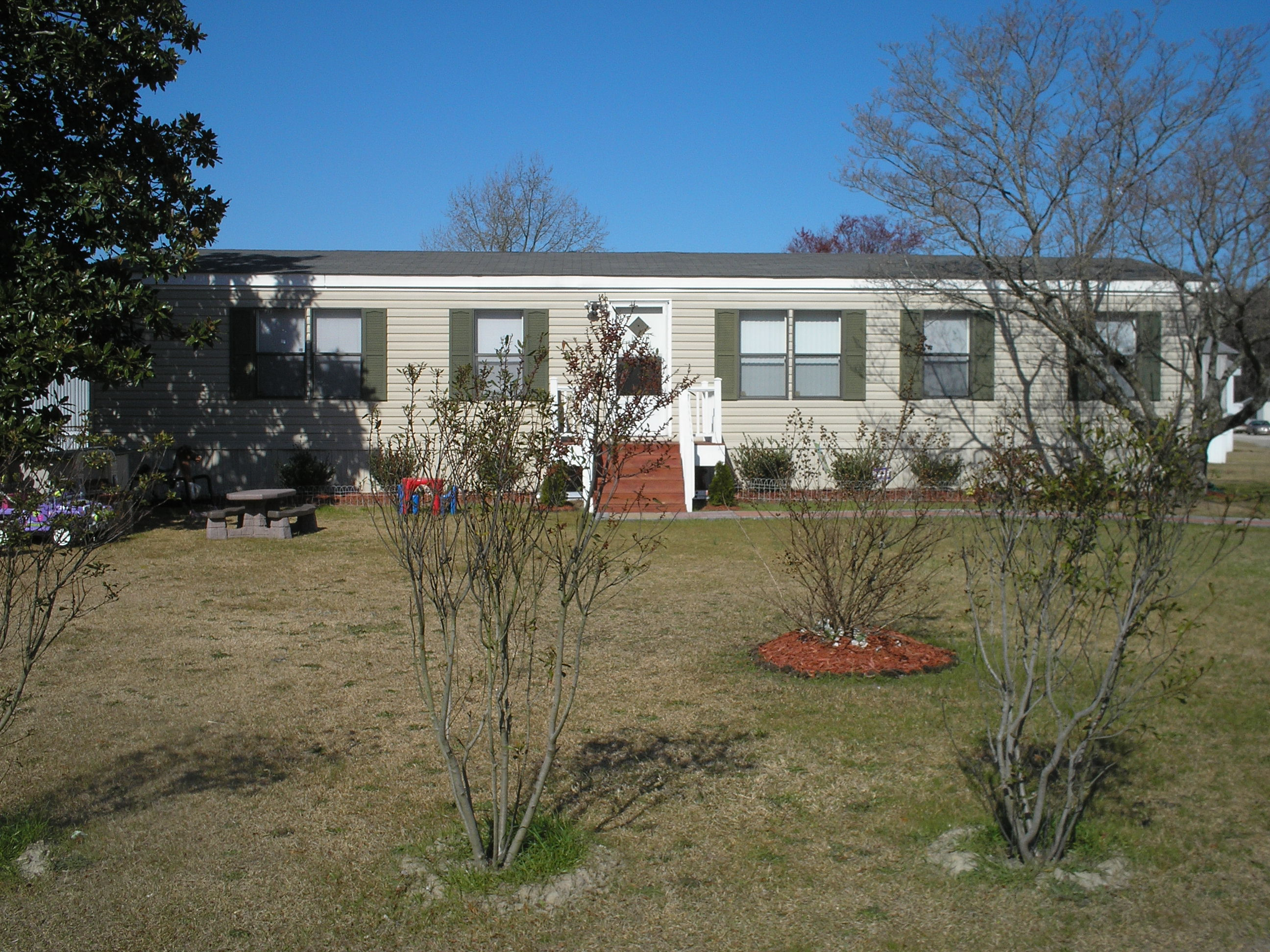 TWO GREAT MOBILE HOME PARKS – FAYETTEVILLE, NORTH CAROLINA